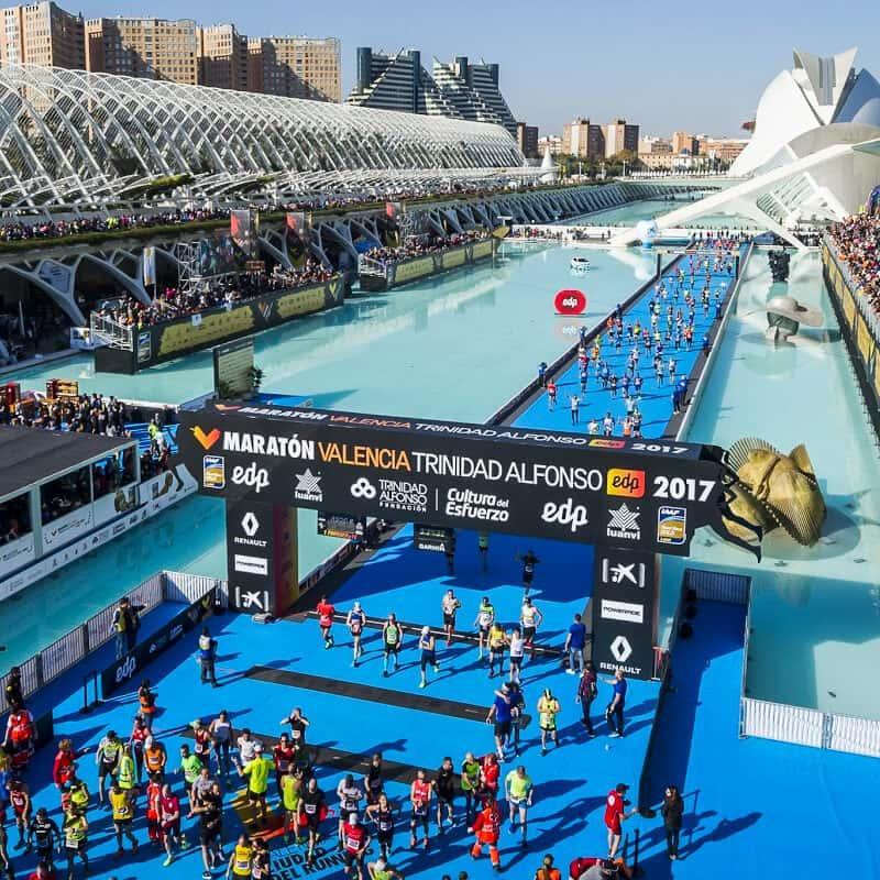 Valencia Marathon Inschrijven